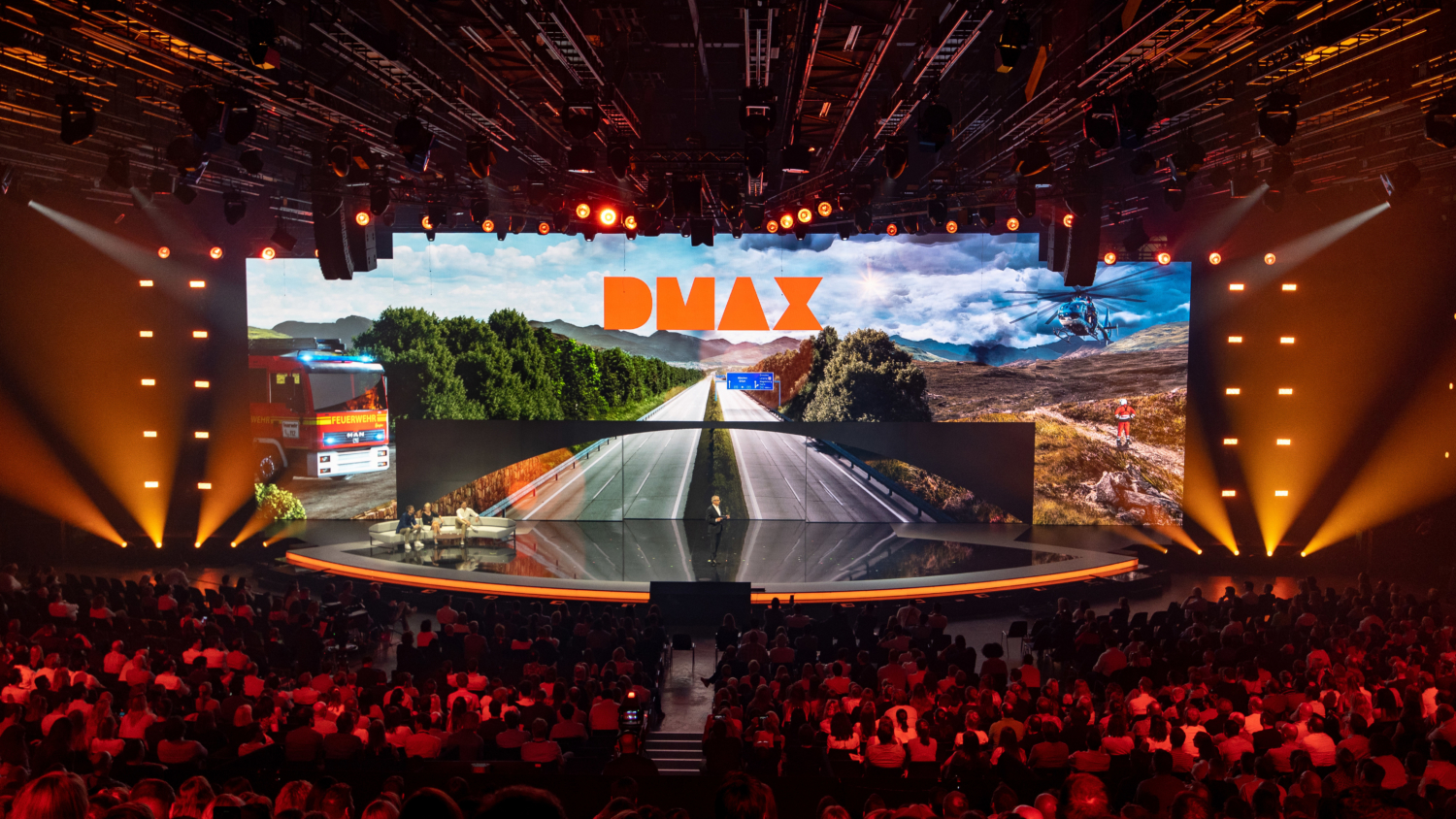 screenforce days 2019 dmax