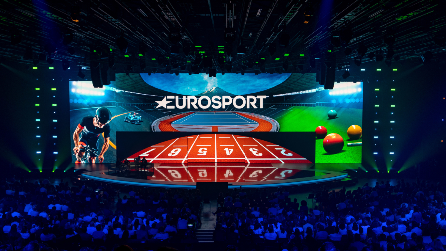 screenforce days 2019 eurosport